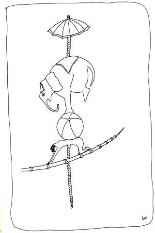 Circus by Tanuki