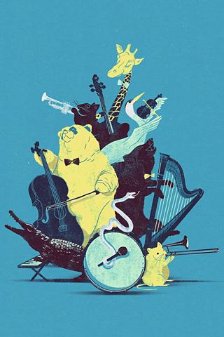 Wild Orchestra by João Lauro Fonte