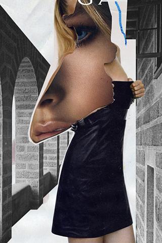 Girl by Masha Rumyantseva