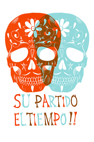 Day of the Dead 1 by Matt Glasby