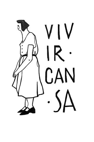 Vivir Cansa by María Simó