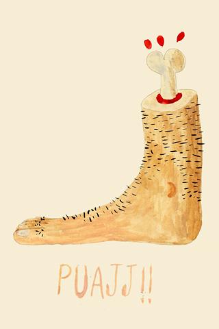 Puaj!! by Abel Jiménez