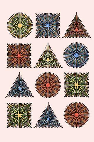 Poolga - Symbolism - Yuko Michishita