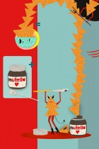 Nutella Devils by Thereza Rowe