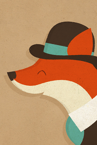 City Fox by Zara Picken