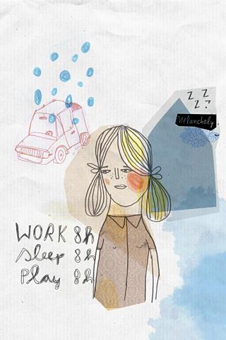 8h by Mareike Engelke