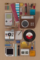 Stuff on Wood by Andrea Manzati 