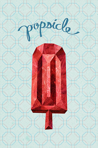 Poolga - Ruby Popsicle - Seth Nickerson