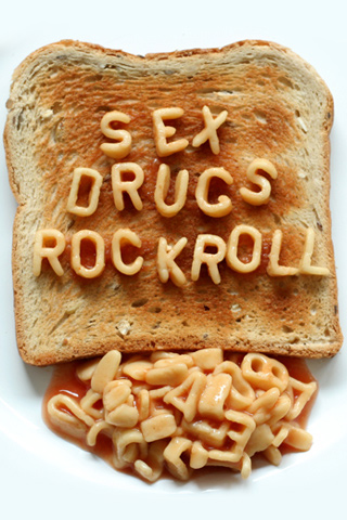 Sex, Drugs, Rock 'n Roll by Dubassy