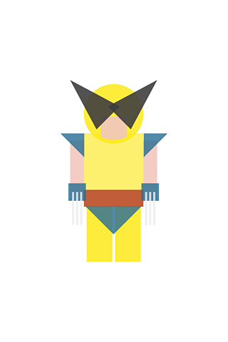 Wolverine by Dennis de Groot