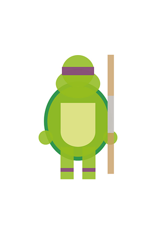 Donatello by Dennis de Groot