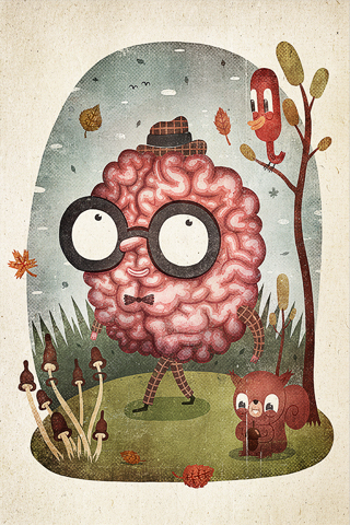 Mr. Brain by Tuomas Ikonen