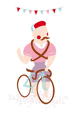 Il Giro by Pierluigi Riccio