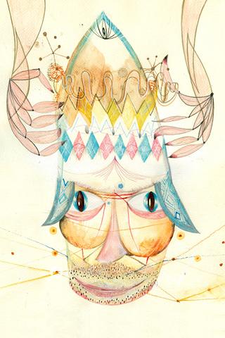 Lavado de cabeza A by Dario Cerbino