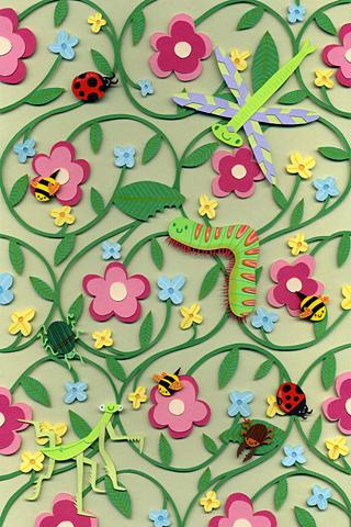 Poolga - Spring Garden - Jared Andrew Schorr