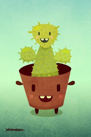 Cactusini & Matarili by Piktorama