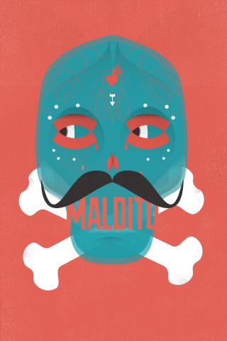 Maldito by Laszlito Kovacs