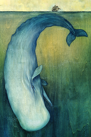 Moby Dick by Lisel Jane Ashlock