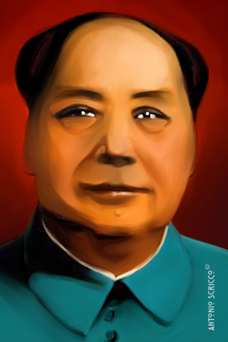 Mao by Antonio Scricco