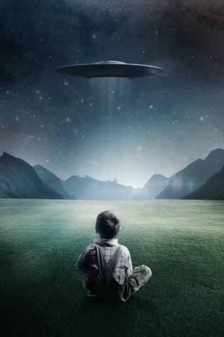 UFO by MiraRuido