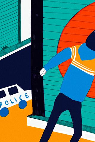 Poolga - Police - Cachetejack