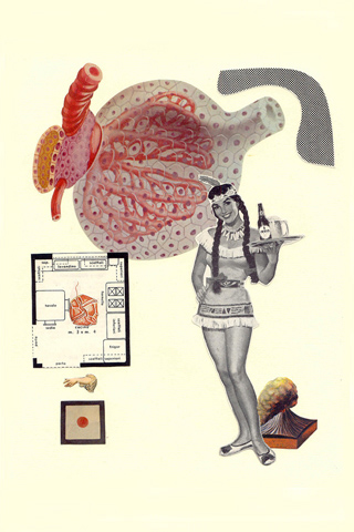 Metabolismo by Mariana Fossatti