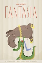 Fantasia by Eva Galesloot for Silver Screen Society