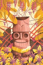 Tiki Time 2 by Andrew Kolb