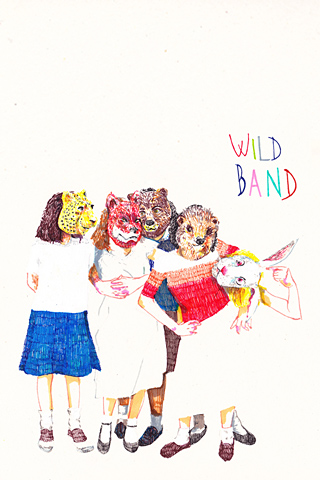Poolga - Wild Band - Carolina Jiménez