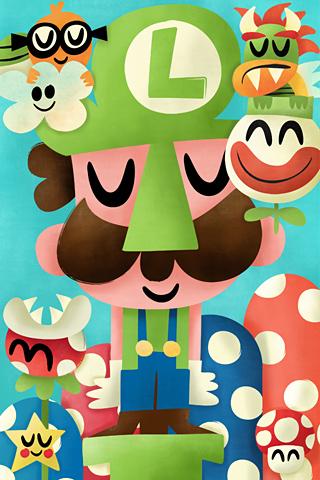 Luigi by Pintachan