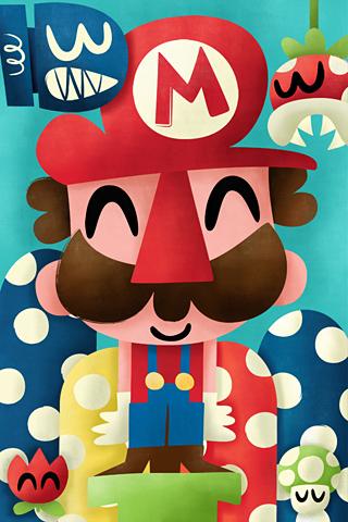 Poolga - Mario - Pintachan