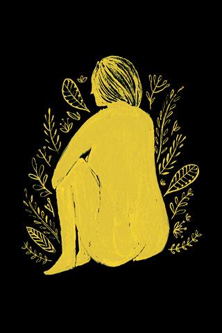 Botanic I by Jen Collins
