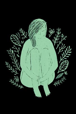 Poolga - Botanic II - Jen Collins