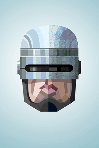 Robocop by Robert Ball