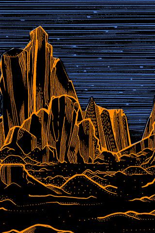 Mars by Elena Boils