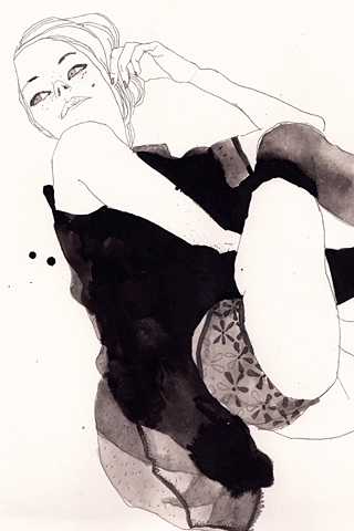 Muse 2 by Conrad Roset