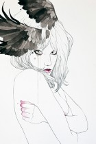 Muse 1 by Conrad Roset
