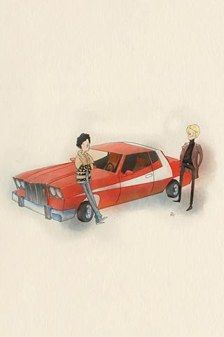 Starsky & Hutch by Roberto Cecchi