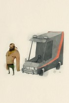 B. A. Baracus by Roberto Cecchi