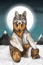 Wear Wolf by Sandra Dieckmann