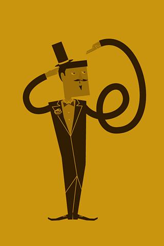 Magician 1 by Daniel Uzquiano