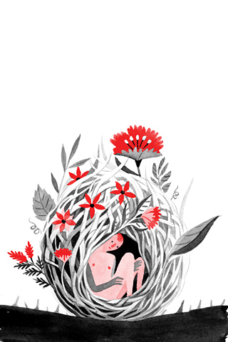 Nester by Eleanor Davis