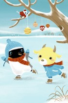Ice Skating by Yu-hsuan Huang (Smallx2)