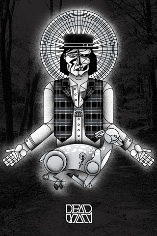 Dead Man by Rich Rayburn for Silver Screen Society