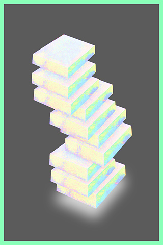 Poolga - Blocks - Ventral is Golden
