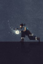 Korra by Dan Matutina