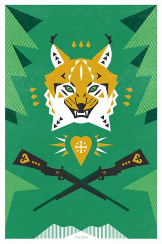 Lynx by Zuza Misko