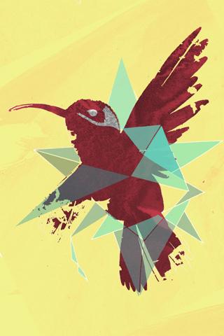 Glass Bird by Lauren Rymer