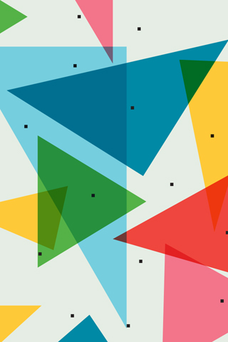 Tinybop Triangles by Tuesday Bassen