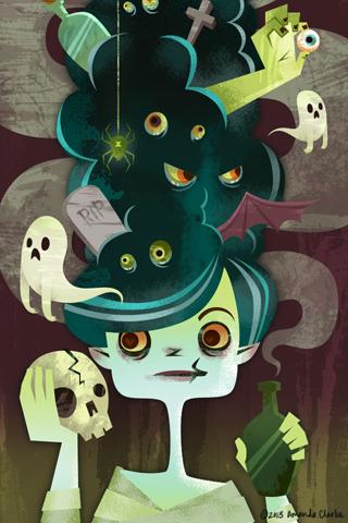 Hallogenie by Amanda Clarke